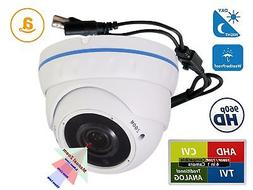 Evertech Varifocal CDM368IRV CCTV Security Camera Day and Ni