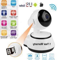 HD Wireless Wifi IP Camera Webcam Baby Monitor CAM Remote Ho
