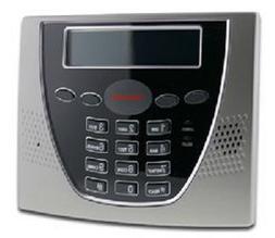 Honeywell 6460S Ademco/Honeywell Premium Alpha Keypad, Silve