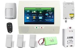 Honeywell Lynx Touch L7000 GSM Security Alarm Package with 3