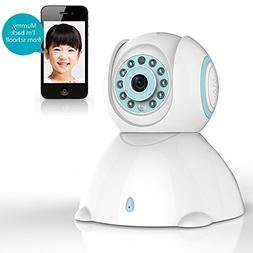 IP Camera, UOKOO 720P WiFi Security Surveillance Camera with