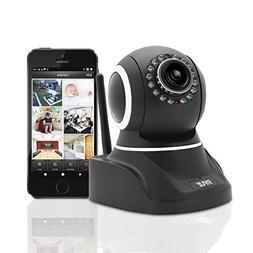 Indoor Wireless Security IP Camera - 1mp HD 720p Home WiFi N