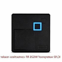 KingGo IC/ID WG26 DC9V-16V waterproof RF contactless reader