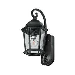 Maximus - Coach Smart Security Light - Textured Black