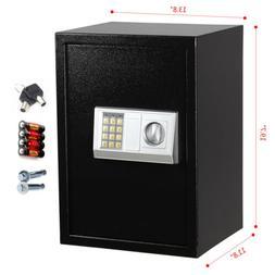 New Large Digital Electronic Safe Box Keypad Lock Security H