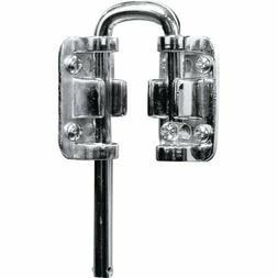 Prime-Line Products U 9846 Sliding Door Loop Lock, 1-1/8 in.