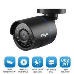 SANNCE 1x 900TVL Outdoor Bullet Home CCTV Security Camera 10