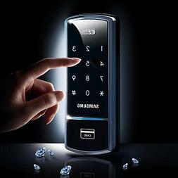 Samsung SHS-1321 Digital Door Lock, RIM Deadbolt, Touchscree