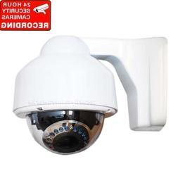 Security Camera Dome Outdoor IR Day Night Varifocal Lens Hom