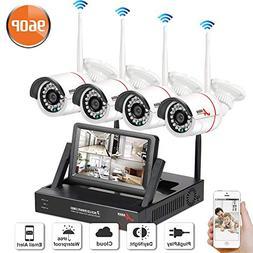 Security Camera System Wireless, Wireless Surveillance Camer