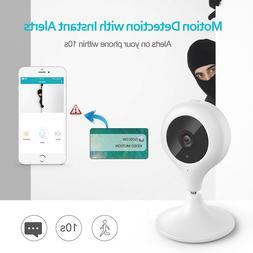 Two-way Audio  Remote Control WiFi Wireless Digital Baby Mon