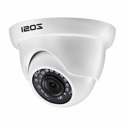 ZOSI Outdoor Dome Home Security Surveillance Camera 1080p HD