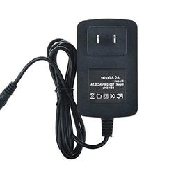 AT LCC 4ft Small AC DC Adapter for Lorex LH114000 DVR Home S