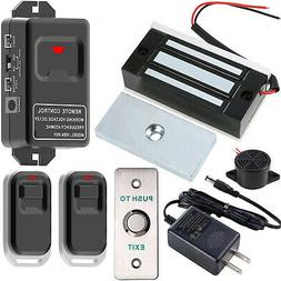 Access Control System with 130lbs Force Electromagnetic Lock