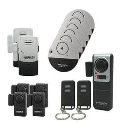 Doberman Security 13 alarm Home and Office security Kit