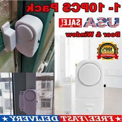 Anti-Theft Wireless Home Window Door Burglar Safety Alarm Se