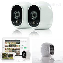 NetGear Arlo 2 Pack HD Camera Security System