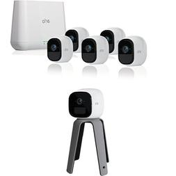 Arlo Pro - Security System with Siren | 5 Rechargeable Wire-