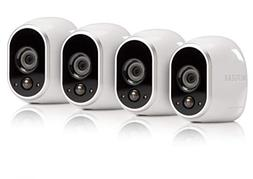 Netgear - Arlo Smart Home Indoor/outdoor Wireless High-defin