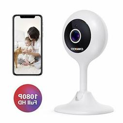OWSOO Baby Monitor Home Security Camera 1080P FHD 2 4G WiFi