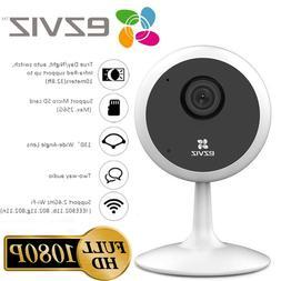 EZVIZ C1C 1080p Indoor Wi-Fi Camera with Built-In Mic #EZC1C
