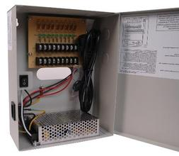 CCTV 9-Camera 12VDC 5A Power Supply