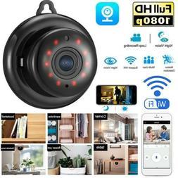 CCTV Camera WiFi 1080P Wireless IR Indoor Outdoor Security N