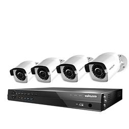 LaView HD 8 Channel  Business & Home NVR SecuritySystem W/ 4