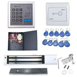 Full Complete RFID Door Access Control system Kit set includ