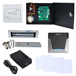 FCARD Complete TCP/IP Network Access Control Kit & 220V Powe