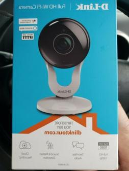 D-link 1080p HD Wi-Fi Surveillance Camera White DCS-8300LH