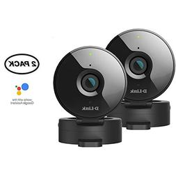 d link 2 pack wireless n network surveillance 720p home inte