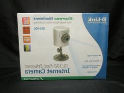 D-Link DCS-900 10/100TX Home Security Internet Camera  New &