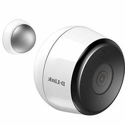 D-Link Full HD Outdoor Wi-Fi Camera | Home Security in Full