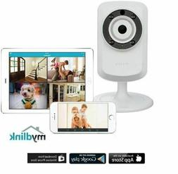 D-Link WiFi Day & Night Network Surveillance Camera w/Cloud