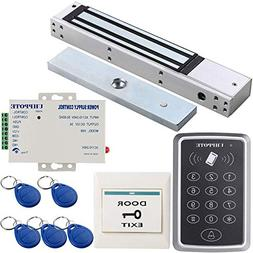 UHPPOTE 125KHz Door Access Control Kit 280kg Force Electric