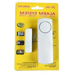 Door Window Wireless Burglar Alarm With Magnetic Sensor Wind