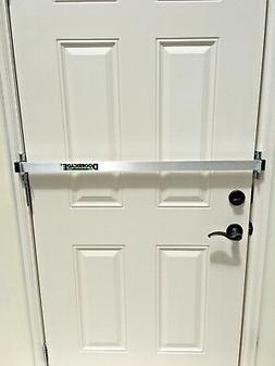 DOORRICADE SECURITY DOOR BAR  most effective and easiest to