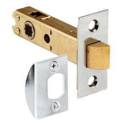 Defender Security E 2440 Passage Door Latch, 9/32 in. & 5/16