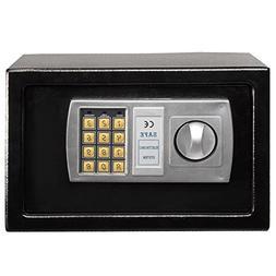 "Winixson 12.5"" Electronic Digital Lock Keypad Safe Box Cash"