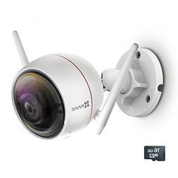 EZVIZ ezGuard 1080p - Wireless Wi-Fi Security Camera with Re