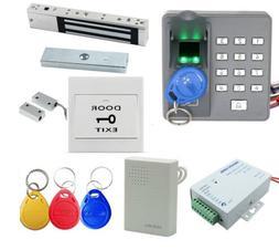Fingerprint 125khz RFID Card Access Control & Door Lock Entr