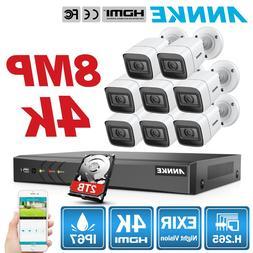<font><b>ANNKE</b></font> 4K 8CH Ultra HD CCTV <font><b>Came