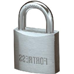 Fortress 1830D 1-3/16 Solid Brass Padlock