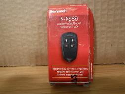 Honeywell Ademco 5834-4 Four-Button Wireless Key Remote