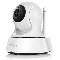 SANNCE Full 1080P Wireless Home IP Security Camera 2MP 180°