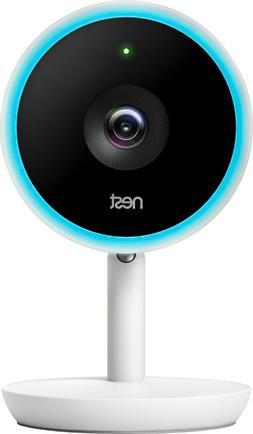 Google Nest Cam IQ Indoor Full HD Wi-Fi Home Security Camera