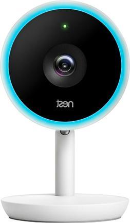 Google Nest Cam IQ Indoor HD Wi-Fi Home Security Camera NC31