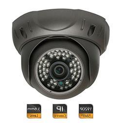GW Security 5 Megapixel 2592 x 1920 Pixel Super HD 1920P H.2