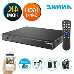 ANNKE H.264+ HD 3MP 16 Channel DVR CCTV Home Security Digita